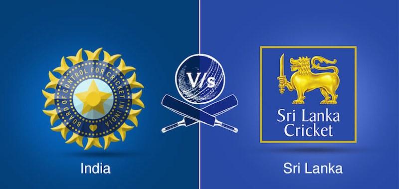 Sri Lanka tour of India 2017
