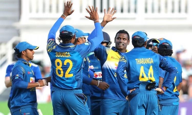 Angelo Mathews set to return for Sri Lanka tour of India