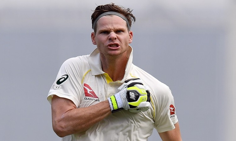 Steve Smith equals Frank Woolley record of Centruty and 4 catches in Ashes test match