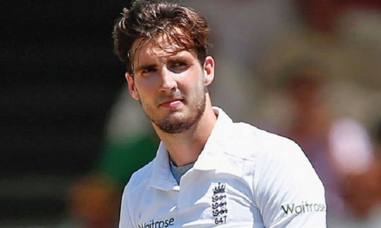 Injury forces Steven Finn out of England's Ashes campaign