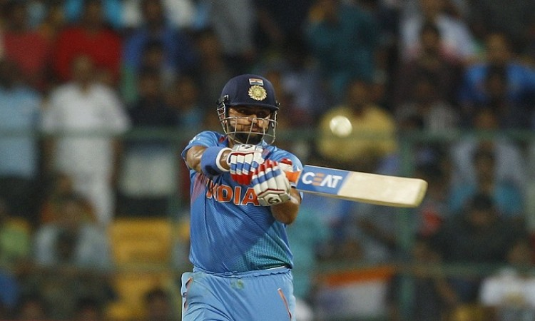 Suresh Raina flop show continues in Ranji Trophy 2017