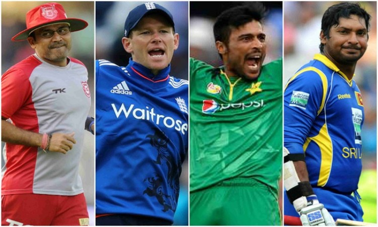 Top international stars to descend on Sharjah for T10 Cricket League
