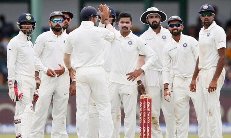 India vs Sri Lanka 1st Test Toss delayed due to wet outfield