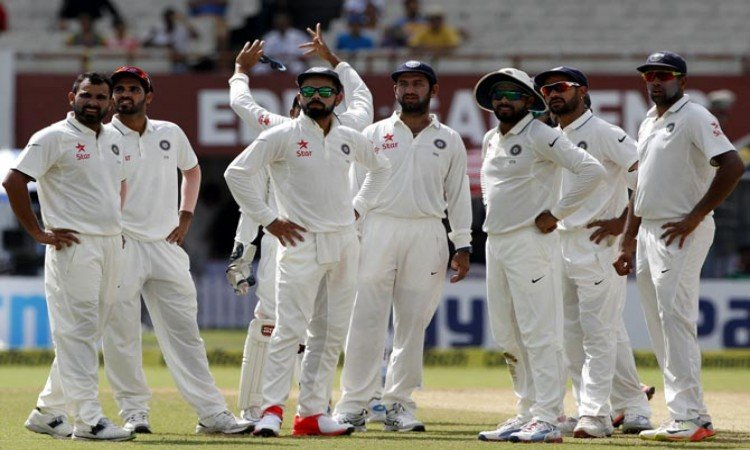 India squad for second test match against Sri Lanka