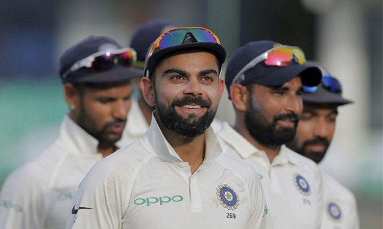 Indian team for South Africa Test series to be announced on Monday