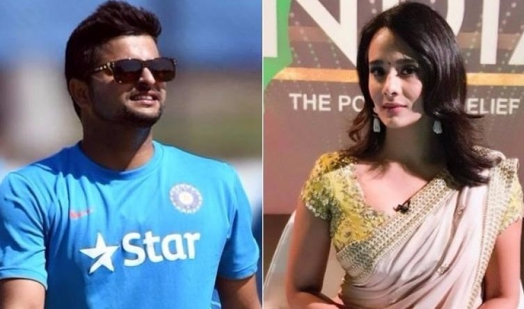 This Mayanti Langer-Suresh Raina Twitter exchange has lit up social media