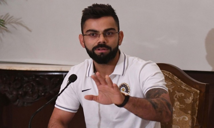 I am not a robot you can slice my skin and check I bleed, says Virat Kohli
