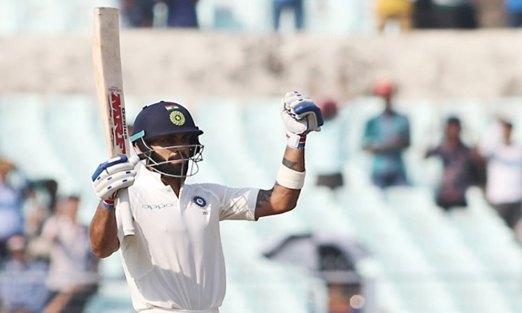 Sky is the limit for Virat Kohli, says coach Ravi Shastri