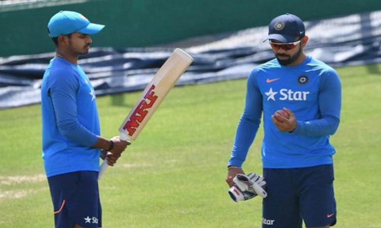 Don't mind batting at any number says Shreyas Iyer