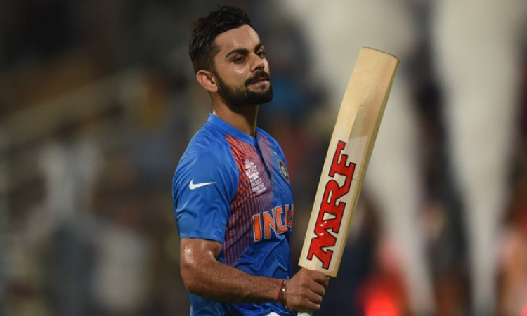 Virat Kohli Will become first Indian player to score 7000 runs in T20 Cricket