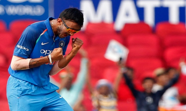 Don't talk to Ravi too much on bowling, says Axar Patel