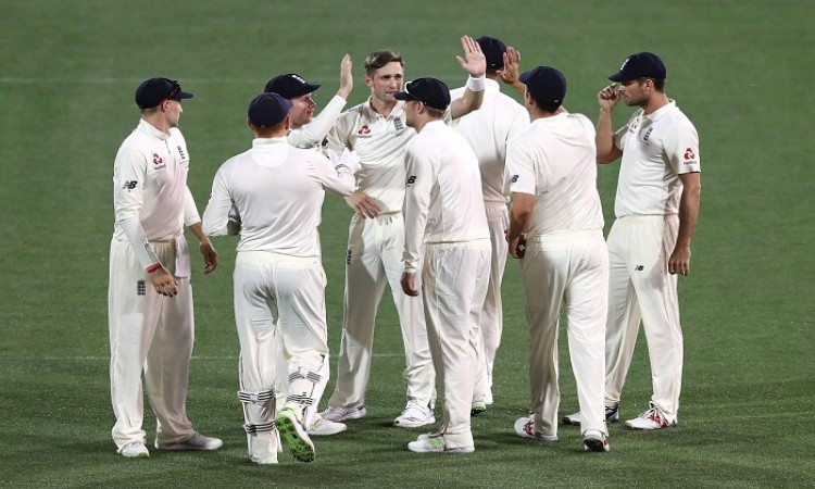 Seamers set up 192-run win for England in tour match against  Cricket Australia XI