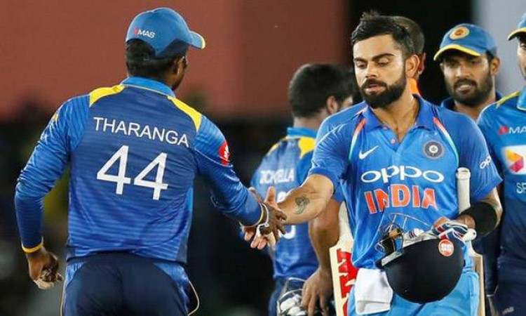 Images for Starting time of first two ODIs between India, Sri Lanka changed