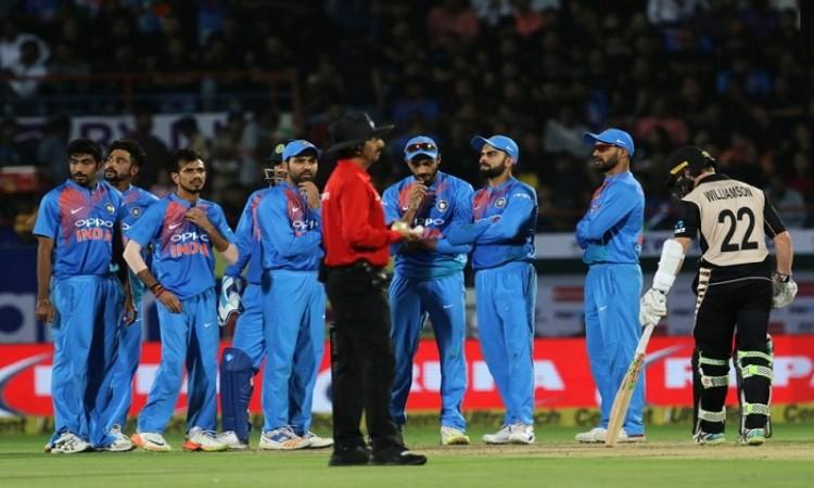 Rains pound Thiruvananthapuram, India-New Zealand final T20I in jeopardy