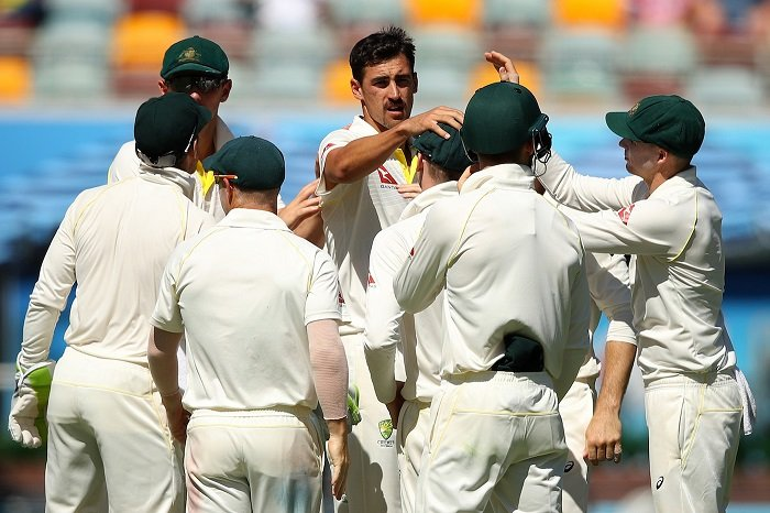 Australia set a target of 170