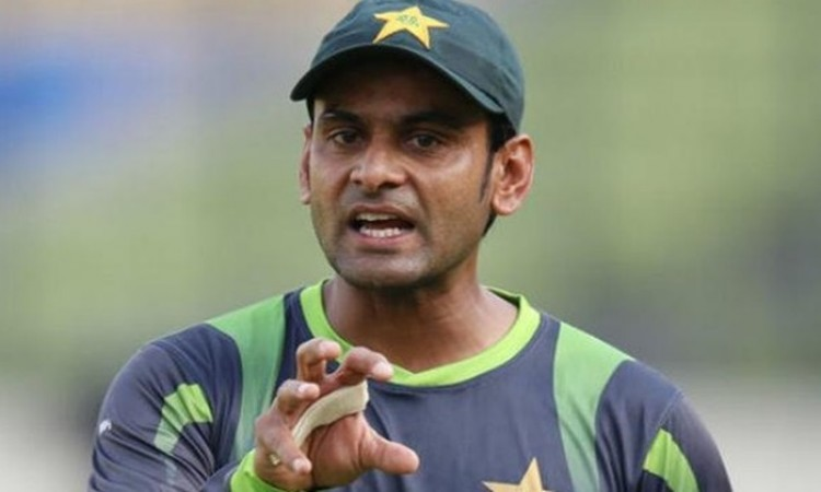 Not to play BPL will remain in Lahore and work on my bowling action says Mohammad Hafeez