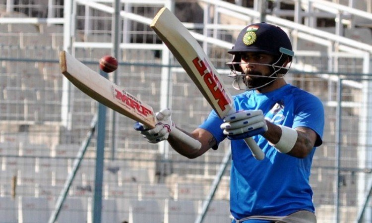 India toil hard at Eden ahead of Sri Lanka Test