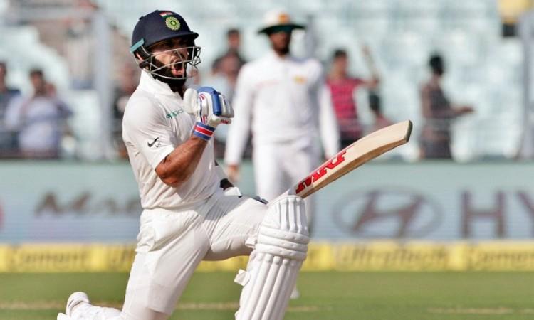 Virat Kohli 10th ton in 2017, Most 100s by captains in a calendar year in internatioanl cricket