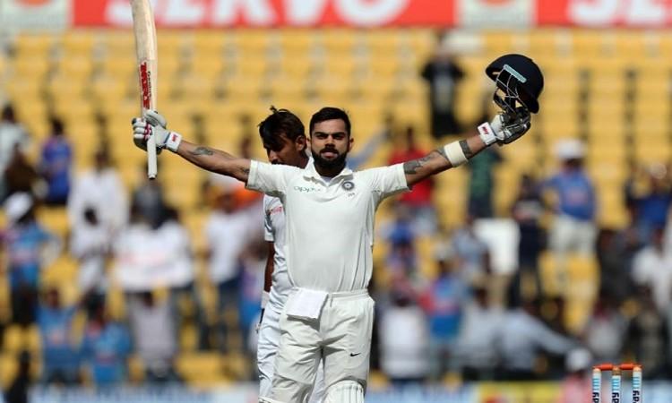 Virat Kohli becomes the fifth fastest batsman to score 19 centuries