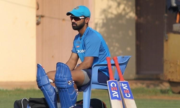 Robin Uthappa hopes Ajinkya Rahane finds his groove soon