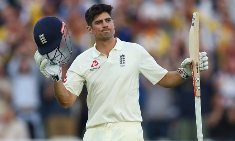 England batsman Alastair cook becomes quickest to play 150 test match