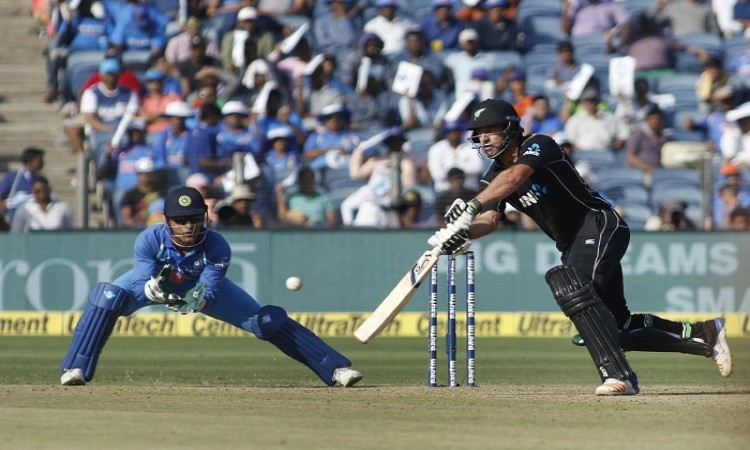 Colin de Grandhomme to miss Windies ODIs after father dies