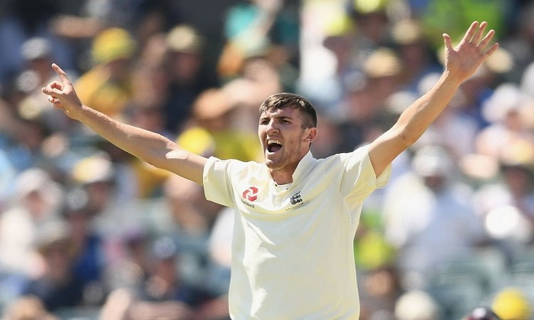 Ashes: England pacer Craig Overton ruled out of Boxing Day Test