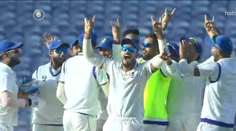 Delhi beat Bengal by an innings and 26 runs to reach Ranji Trophy final after 10 years