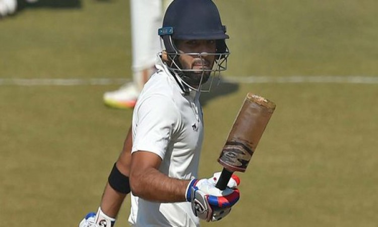 Dhruv Shorey's ton lifts Delhi to 271/6 on Day 1 of Ranji Trophy Final