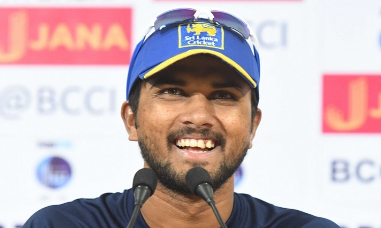 Dhananjaya, Roshen performed in tough conditions, says  Dinesh Chandimal