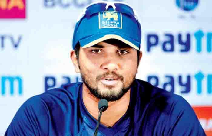 Kotla pitch similar to Nagpur wicket, says Dinesh Chandimal Images