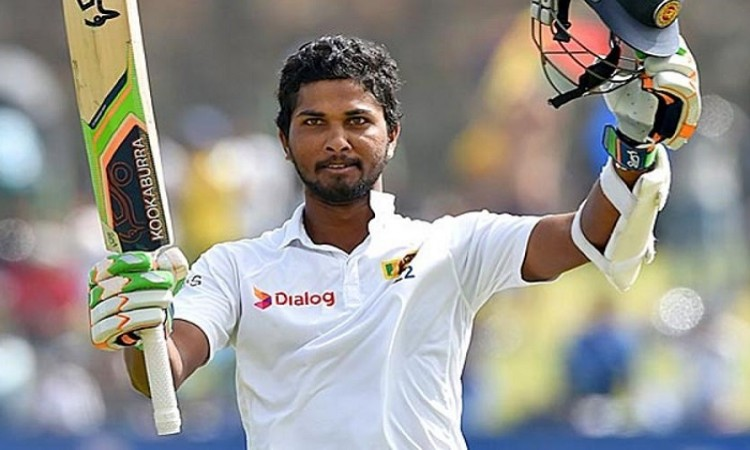 Dinesh Chandimal becomes Fastest Sri Lankan player to hit 10th Test century