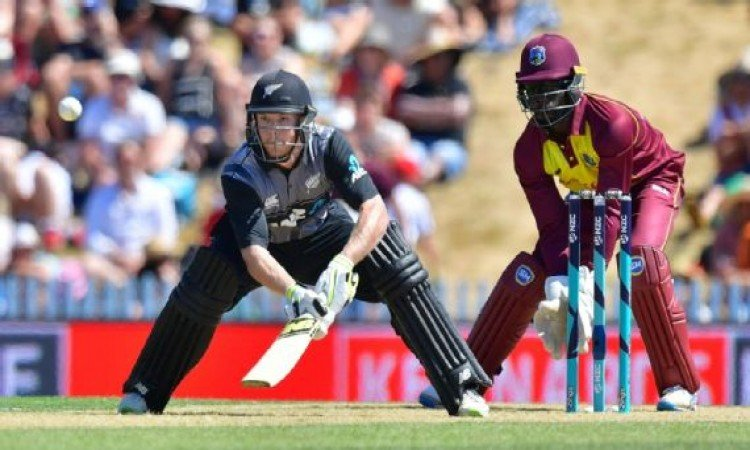 New Zealand beat West Indies by 47 runs in 1st T20I