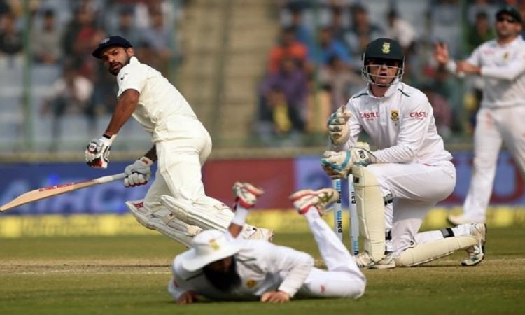 Images for India-South Africa Test rubber named 'Freedom Series'
