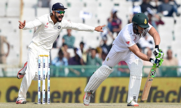 South Africa announce 15 man squad for 1st Test against India