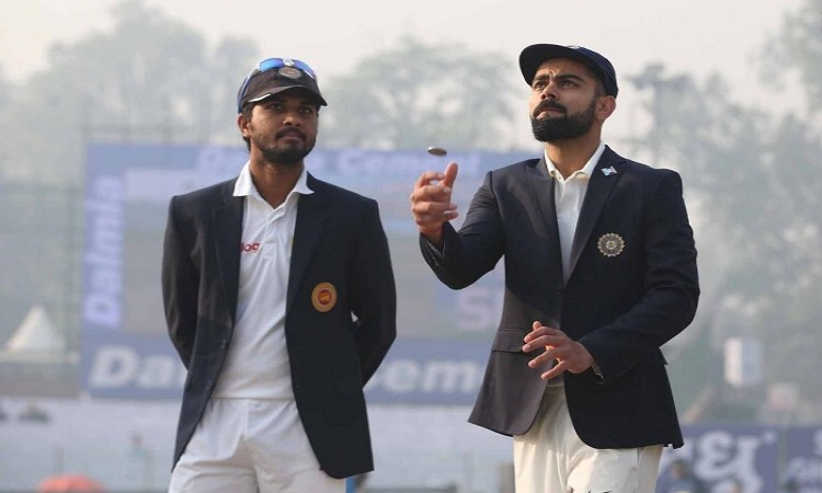 3rd Test: India won the toss, elected to bat first against Sri Lanka