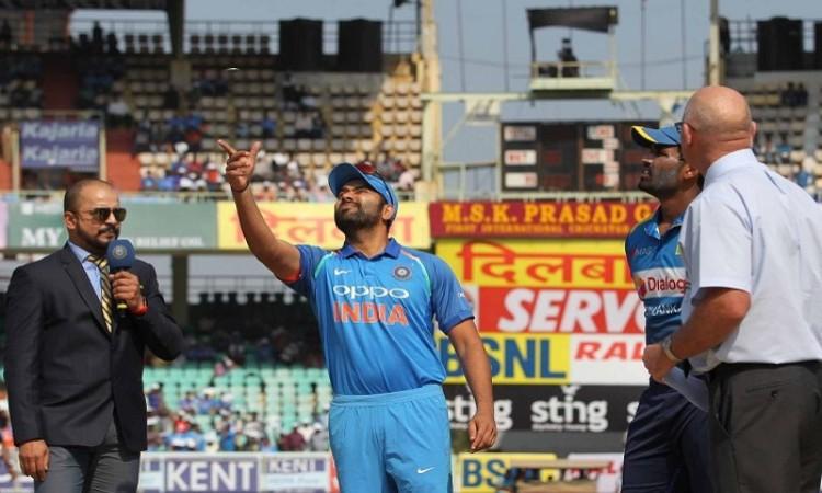 India vs Sri Lanka 3rd ODI Live Score