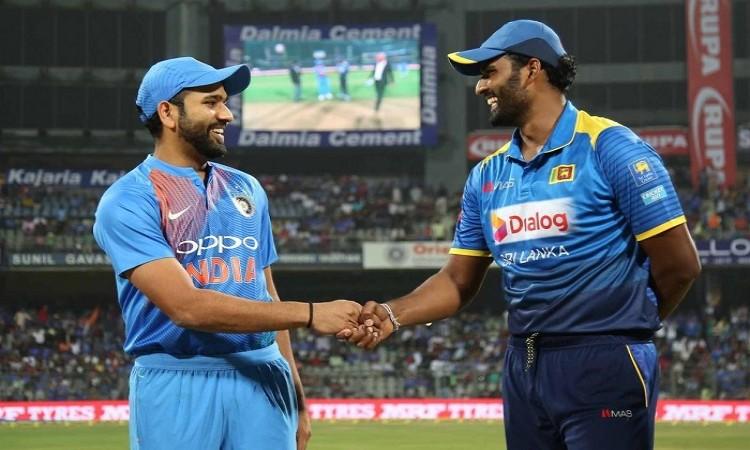 India vs Sri Lanka 3rd T20I Live Score