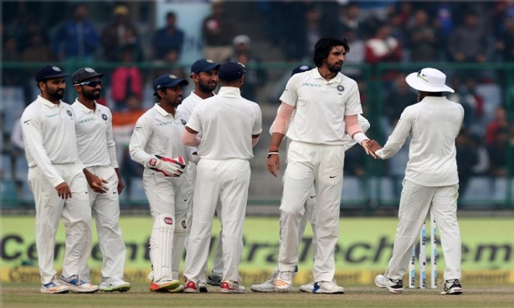 Images for Third Test: India vs Sri Lanka Day 2 scoreboard