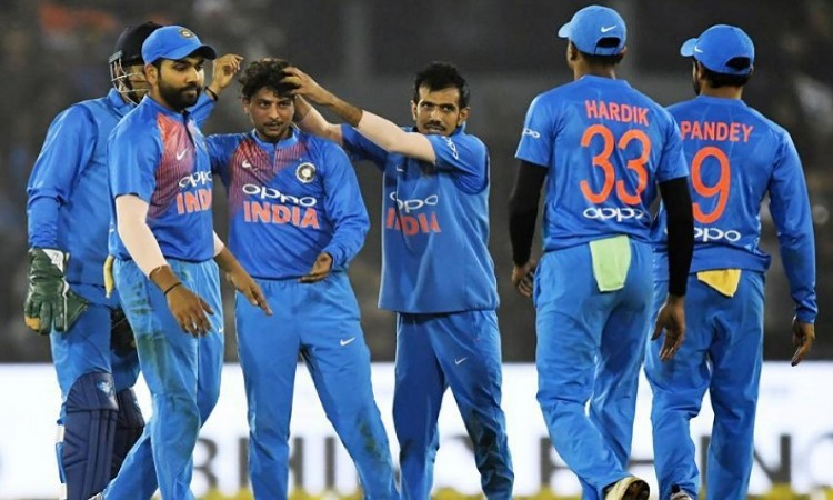 India's predicted XI to take on Sri Lanka in the 3rd T20I