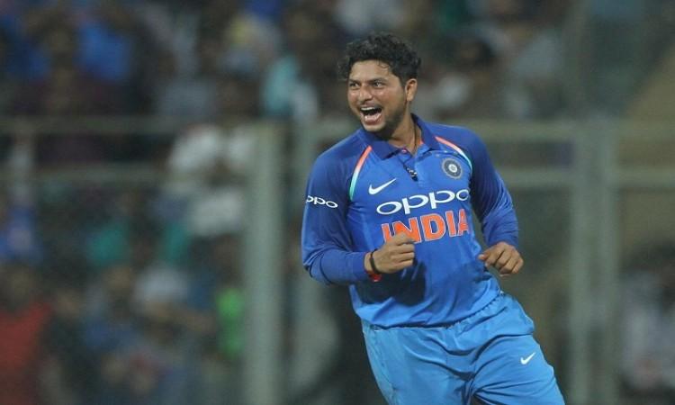 my twin strike changed match's momentum says Kuldeep Yadav
