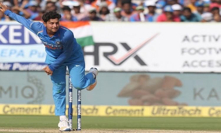 My twin strike changed match's momentum, says Kuldeep Yadav