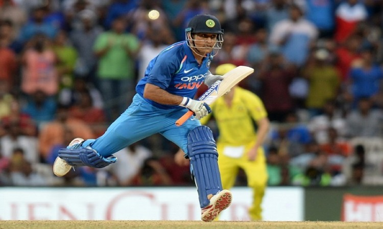 MS Dhoni on Verge of Becoming Fourth Fastest to 10000 ODI Runs
