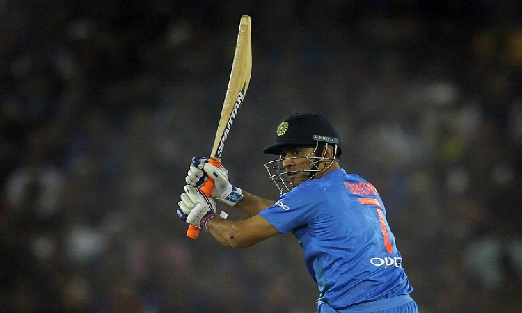 MS Dhoni will complete 1000 international runs in 2017
