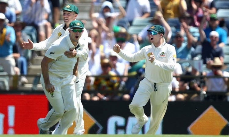Mitchell Marsh included in Australia squad for Perth Test