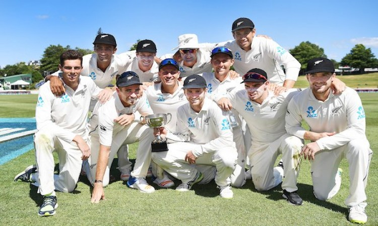 New Zealand beat West Indies by 240 runs to clinch series 2-0