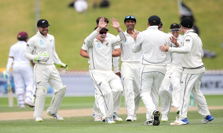 New Zealand beat West Indies by an innings and 67-run