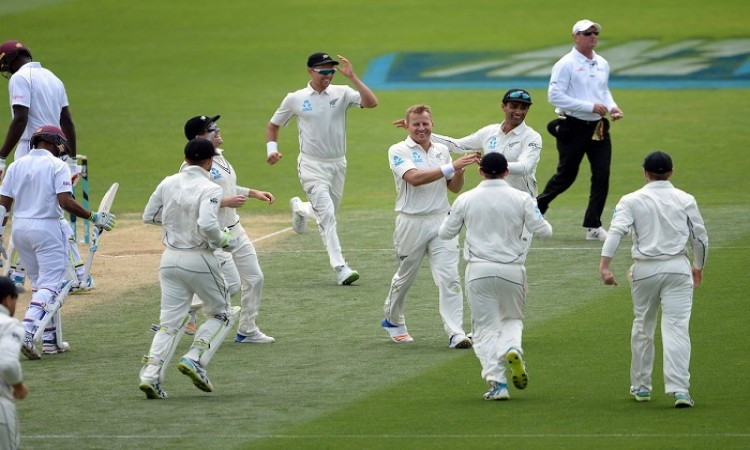 New Zealand beat West Indies by an innings and 67-run in first test