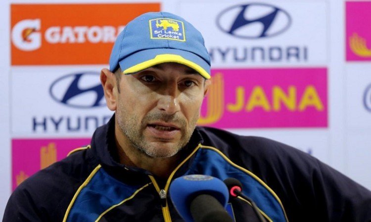 Frustrating to lose late wickets, rues Sri Lanka coach Nic Pothas