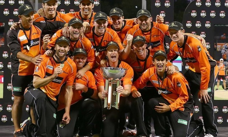 Big bash leagues 2017-18 teams and players